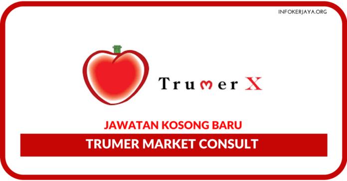 Jawatan Kosong Terkini Trumer Market Consult