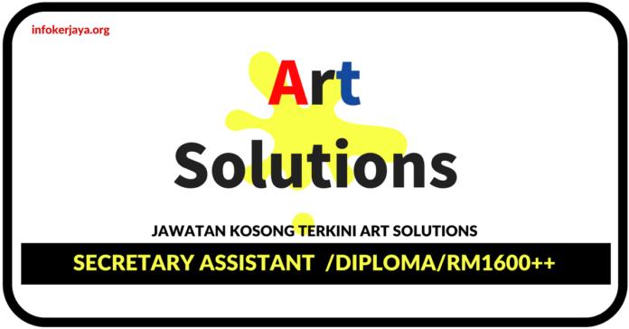 Jawatan Kosong Terkini Art Solutions