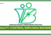 Jawatan Kosong Terkini Quality Control Di Beable Malaysia