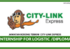 Jawatan Kosong Terkini Internship for Logistic Di City-Link Express