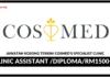 Jawatan Kosong Terkini CosMed's Specialist Clinic