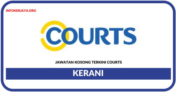 Jawatan Kosong Terkini kerani Di Courts (Malaysia)