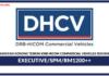 Jawatan Kosong Terkini Executive Di DRB Hicom Commercial Vehicles Sdn Bhd