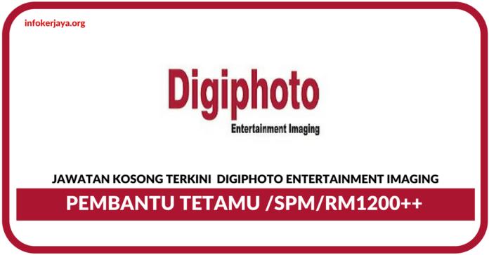 Jawatan Kosong Terkini Digiphoto Entertainment Imaging