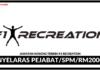 Jawatan Kosong Terkini Penyelaras Pejabat Di F1 Recreation