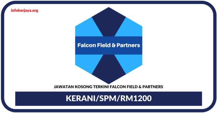 Jawatan Kosong Terkini Kerani Di Falcon Field & Partners