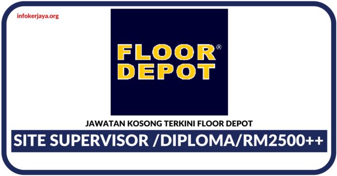 Jawatan Kosong Terkini Floor Depot