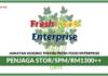 Jawatan Kosong Terkini Penjaga Stor Di Fresh Food Enterprise