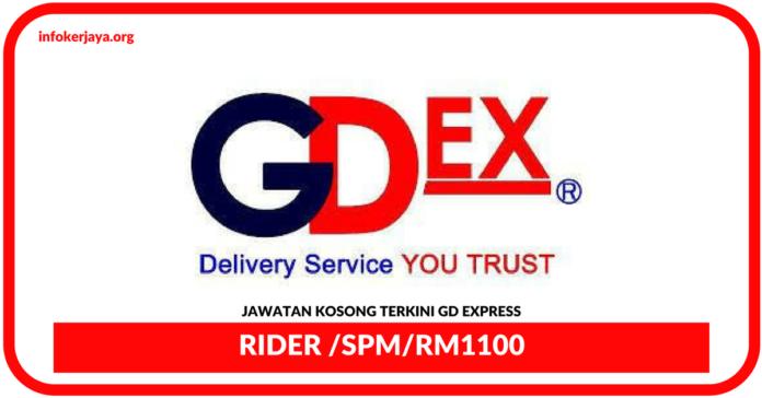 Jawatan Kosong Terkini GD Express