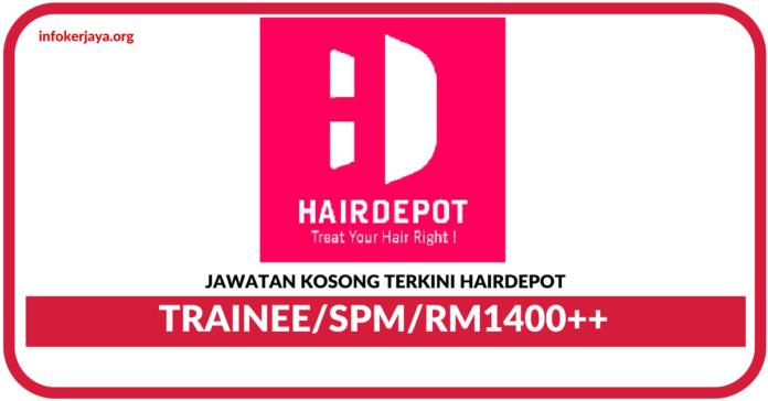 Jawatan Kosong Terkini Hairdepot
