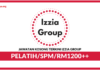 Jawatan Kosong Terkini Pelatih Di Izzia Group