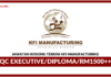 Jawatan kosong Terkini QC Executive Di KFI Manufacturing