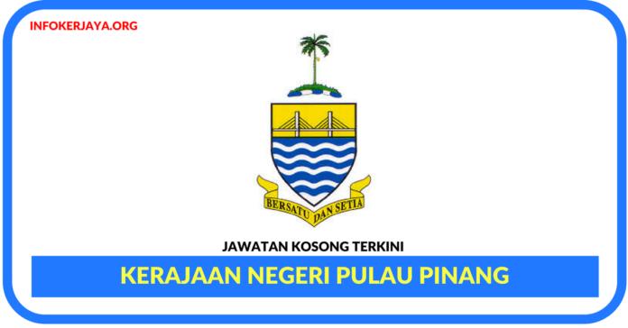 Jawatan Kosong Terkini Kerajaan Negeri Pulau Pinang