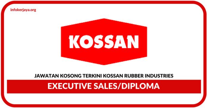 Jawatan Kosong Terkini Kossan Rubber Industries