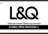 Jawatan Kosong Terkini L&Q Light Box