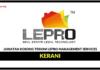 Jawatan Kosong Terkini Kerani Di LePro Management Services
