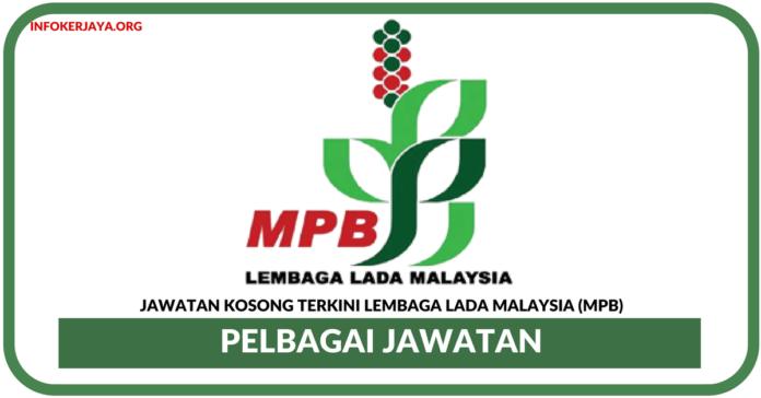 Jawatan Kosong Terkini Lembaga Lada Malaysia (MPB)