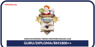 Jawatan Kosong Terkini Guru Di Mortimer English Club