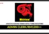 Jawatan Kosong Terkini Admin Clerk Di Niitsu Turbo Industries