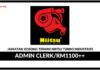Jawatan Kosong Terkini Niitsu Turbo Industries