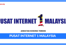 Jawatan Kosong Terkini Pusat Internet 1 Malaysia