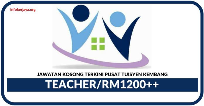 Jawatan Kosong Terkini Pusat Tuisyen Kembang