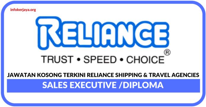 Jawatan Kosong Terkini Reliance Shipping & Travel Agencies