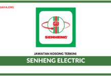 Jawatan Kosong Terkini Sales Assistant Di Senheng Electric