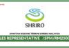 Jawatan Kosong Terkini Shriro Malaysia