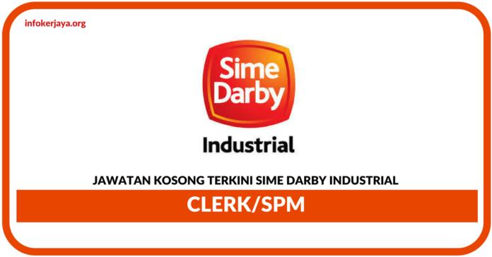 Jawatan Kosong Terkini Sime Darby Industrial