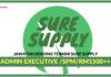 Jawatan Kosong Terkini Admin Executive Di Sure Supply
