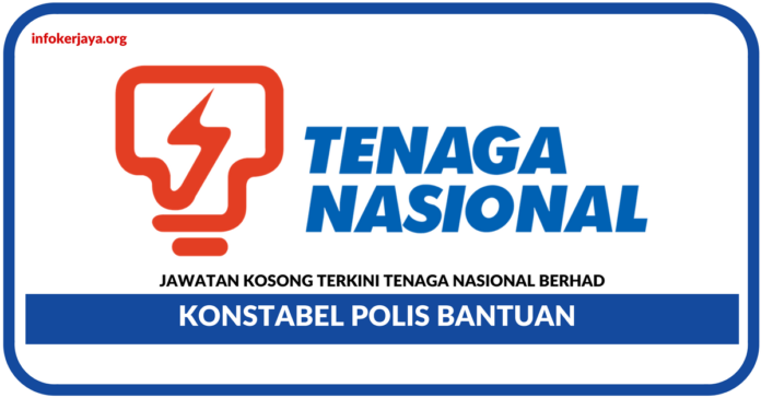 Jawatan Kosong Terkini Tenaga Nasional Berhad (TNB)