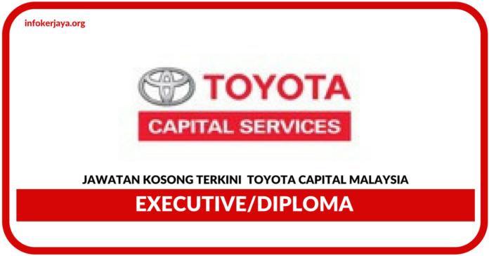 Jawatan Kosong Terkini Toyota Capital Malaysia