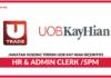 Jawatan Kosong Terkini UOB Kay Hian Securities