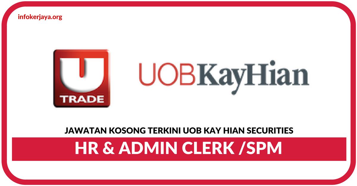 Forex account uob kayhian