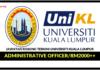 Jawatan Kosong Terkini Universiti Kuala Lumpur