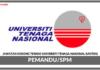 Jawatan Kosong Terkini Universiti Tenaga Nasional (UNITEN)