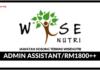 Jawatan Kosong Terkini Wisenutri Plt
