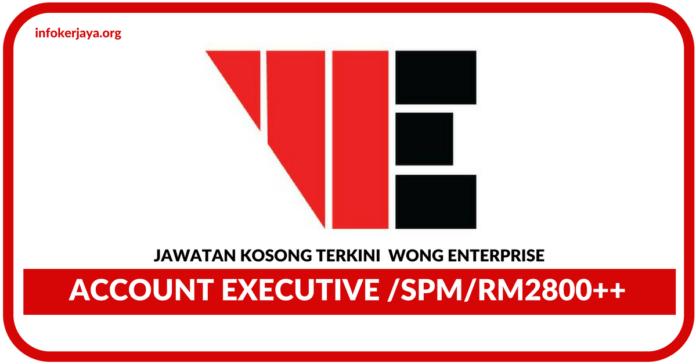 Jawatan Kosong Terkini Wong Enterprise