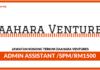 Jawatan Kosong Terkini Zaahara Ventures