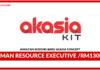 Jawatan Kosong Terkini Human Resource ExecutiveDi Akasia Concept
