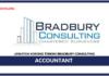 Jawatan Kosong Terkini Accountant Di Bradbury Consulting