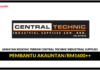 Jawatan Kosong Terkini Central Technic Industrial Supplies