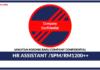 Jawatan Kosong Terkini HR Assistant Di Company Confidential