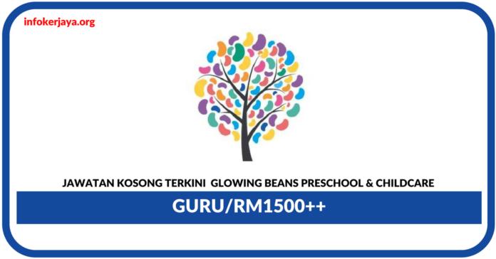 Jawatan Kosong Terkini Guru Di Glowing Beans Preschool & Childcare