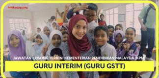 Jawatan Kosong Terkini Guru Interim Di Kementerian Pendidikan Malaysia (KPM)