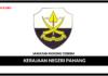 Jawatan Kosong Terkini Kerajaan Negeri Pahang