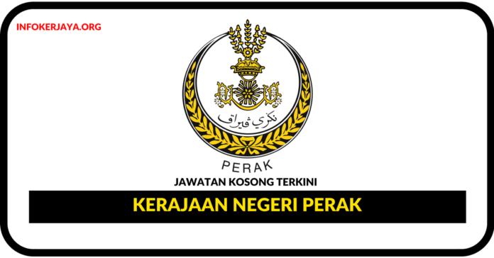 Jawatan Kosong Terkini Kerajaan Negeri Perak