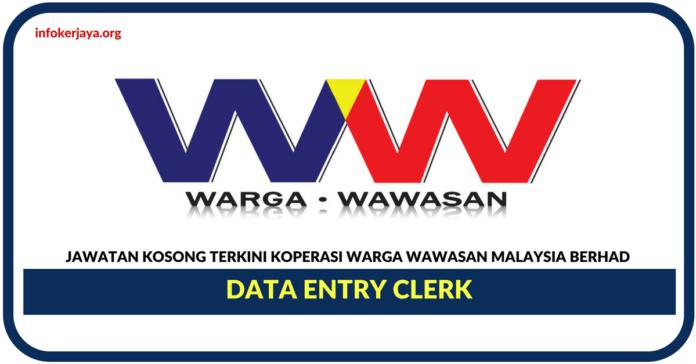 Jawatan Kosong Terkini Koperasi Warga Wawasan Malaysia Berhad