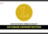 Jawatan Kosong Terkini Database Administration Di Laurelsoft